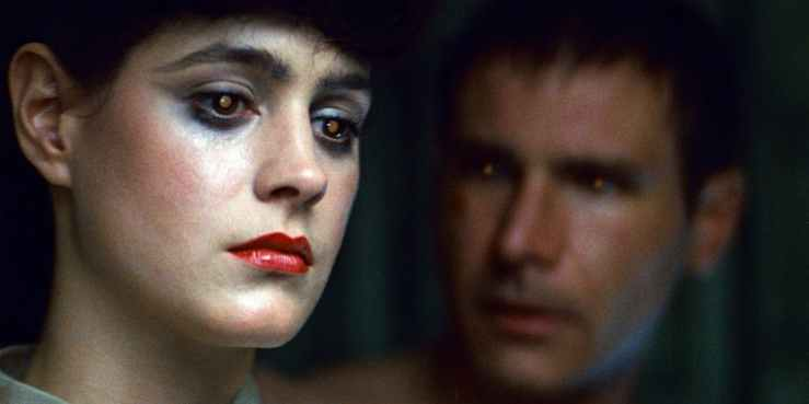 Rachael and Deckard, Blade Runner