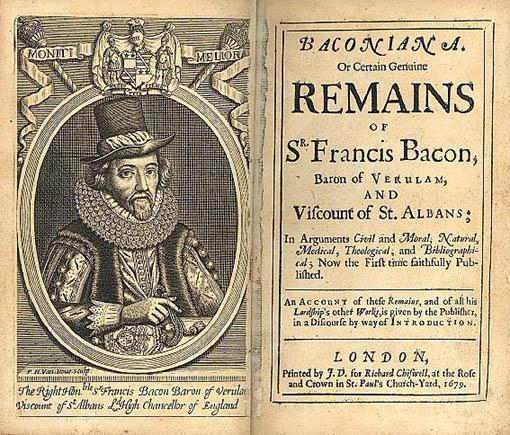 baconiana
