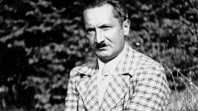 Martin Heidegger, 1938