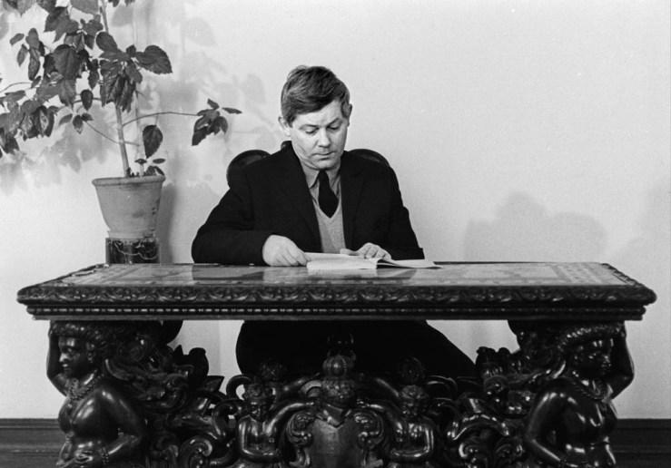 Zbigniew Herbert, 1972