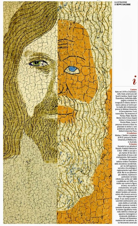 Dusenbury clip, Corriere.2